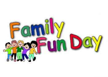 Family Fun Day 2018 -Saturday 29th September, Time: 11.00...