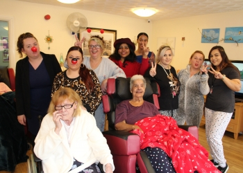 Red Nose Day Celebrations 2019 @ Bellavista Nursing Home ...